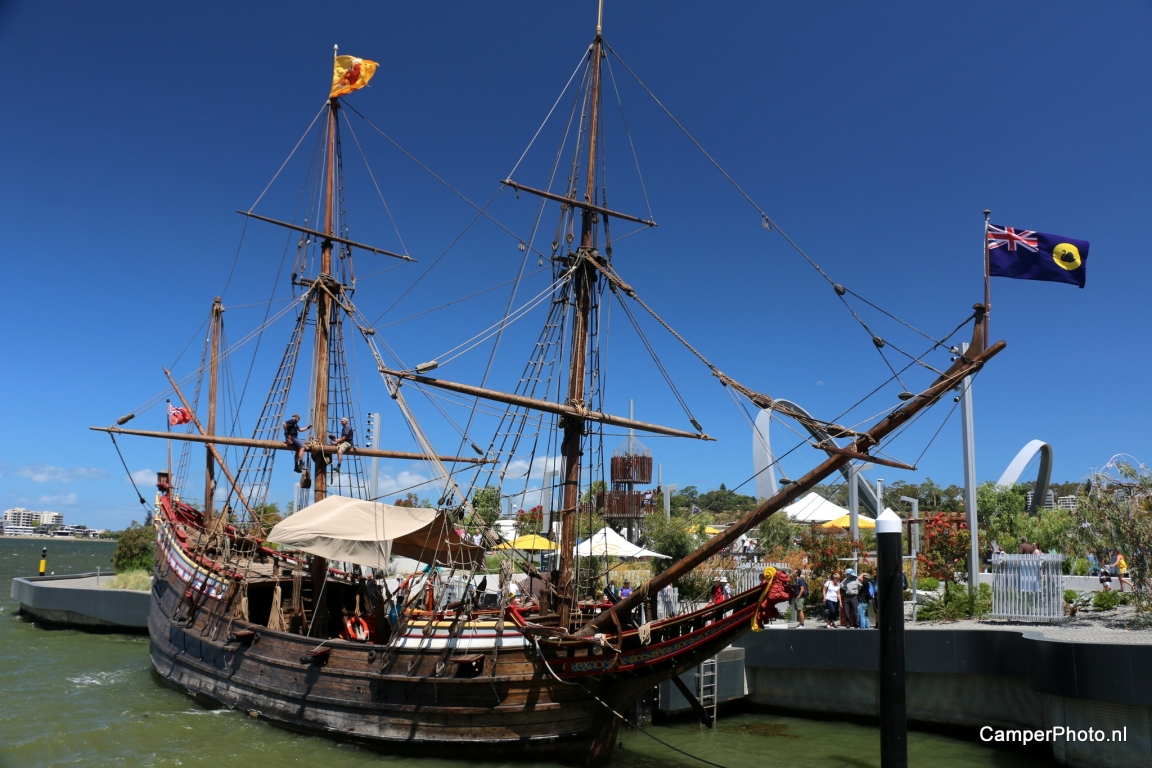 Duyfken, Nederlands schip, replica