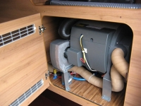 Truma Combi 6E boiler/kachel CP plus
