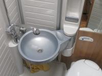 Toilet/douche ruimte