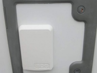 Filter SOG I op toiletdeur