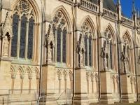 St. John's College - University of Cambridge -Chapel