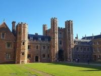 St. John's College - University of Cambridge - First Court