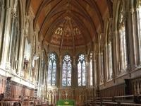 St. John's College - University of Cambridge - Chapel