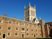 St. John's College - University of Cambridge - Hall