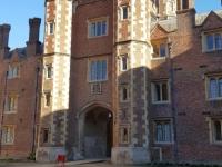 St. John's College - University of Cambiridge - Hall