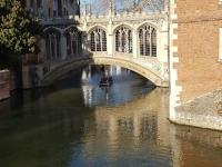 St. John's College - University of Cambiridge - Bridge of Sighs
