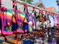 Jaarmarkt in Elim met het Bloemencorso