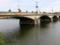 Pont a Mousson, Brug over de Marne