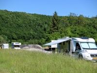 Camperplaats  |  Sitecode 13505 Parking de Bus Fumay / Grand Est,  Frankrijk