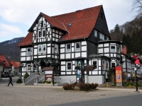 Hotel restaurant in Bad Grund