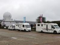 Camperplaats  Willemsoord, Den Helder, sitecode13198 - direct gelegen naast het Marinemuseum