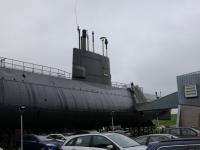 Onderzeeboot Tonijn -  is een driecilinder onderzeeboot van de Potvisklasse