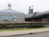 Ingang Marinemuseum, Den Helder