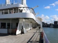 Plaats: Rotterdam an boord van de ...